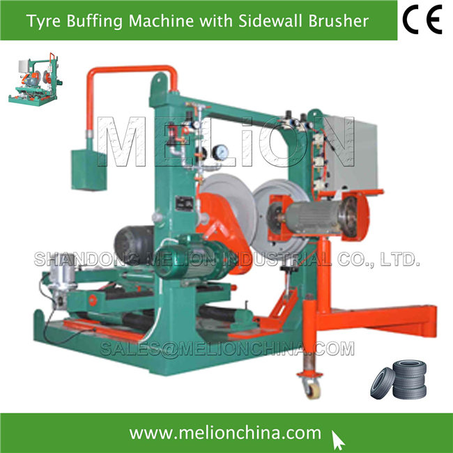Tyre Tread Buffing Machine