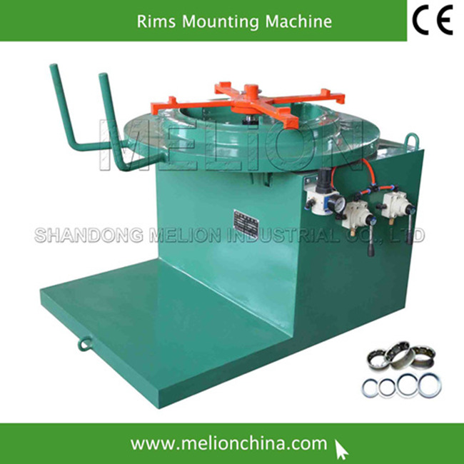 Curing Rims Mounting Machine