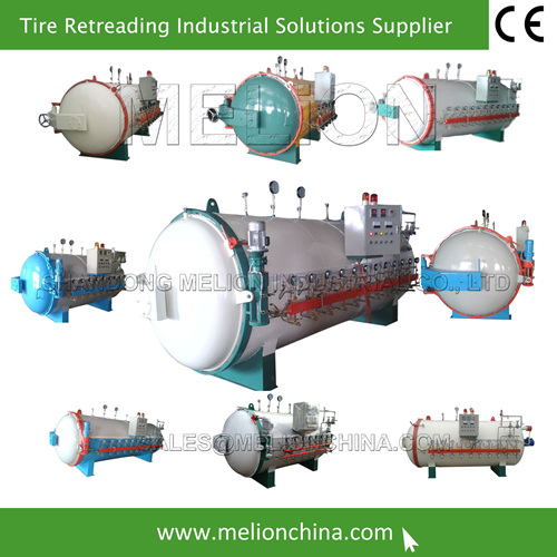 Curing Chamber-Tyre Retreading Equipment